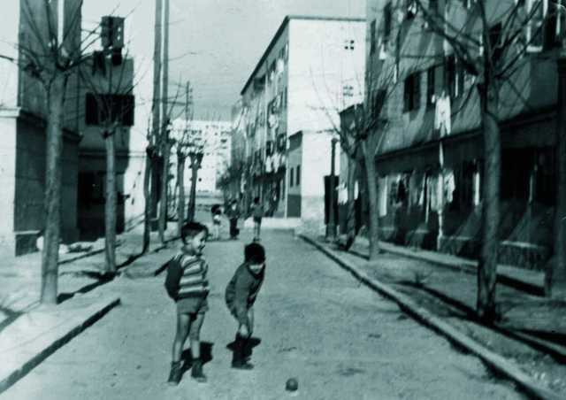 Calle Pasaje del Ebro (1968)