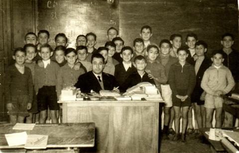 Escola Son Sardina 1950