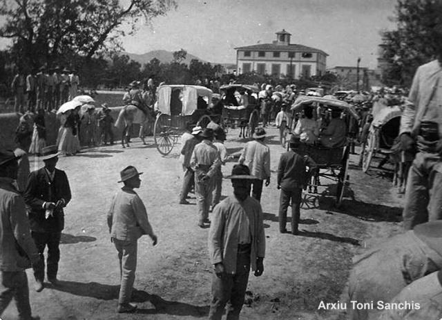 Festes Carreres de joies 20 d'agost abans de 1926