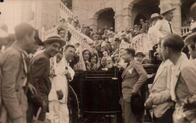 Plaça de Toros 1918