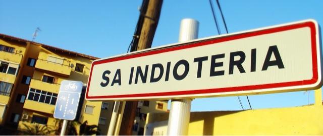 Sa indioteria